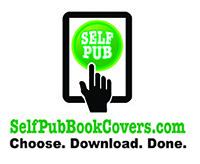 SelfPubBookCovers.com logo